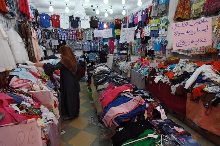 da5aaf7959e68 عشية حلول العيد.. تراجع واضح في نسبة المبيعات في جنين